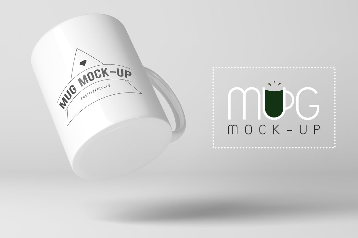 Mug Mock-Up - Product Mockups