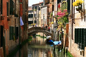 Venice Canals, Italy ( Vertical)