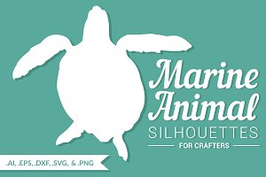 Marine Animals for Crafters