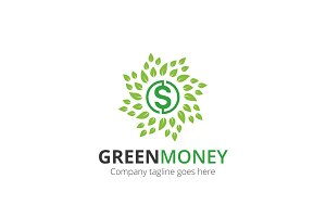 Green Money Logo