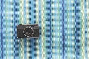 Vintage photocamera