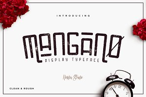 Mangano Font