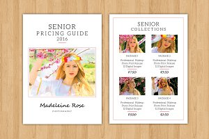 Senior Photography Price List-V272