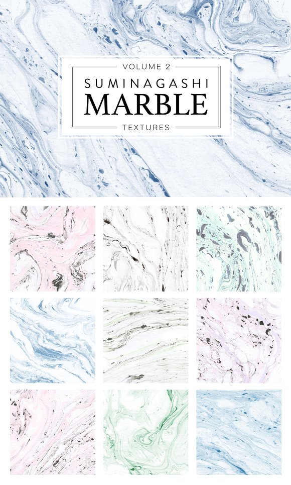 marble paper textures 2 textures