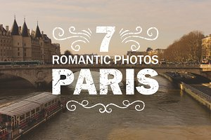 7 romantic photos of Paris