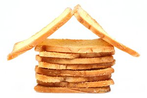 Bread stacks