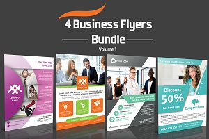 Business Flyer Bundle - SK