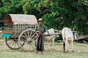 Myanmar's Taxi