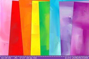 Acrylic Paint Textures digital paper