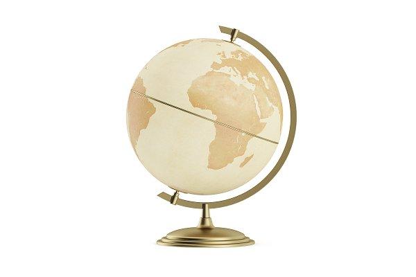 3D Appliances: CGAxis - Antique Globe
