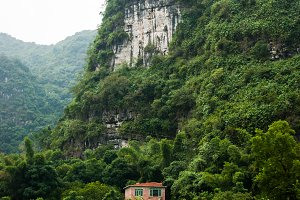 Lonely House in Yangshuo