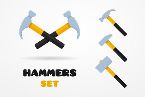 Hammers set