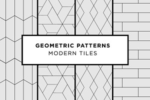 Geometric Patterns - Modern Tiles