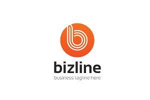 Bizline Letter B Logo