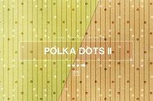 Polka dots Background II