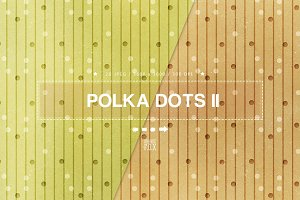 Polka dots Background II