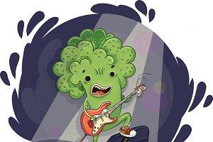 Rock Broccoli