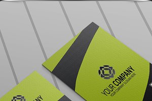 Modern Corporate Business Card Vol.2
