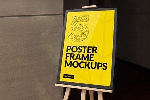 Frame Poster Mock-ups