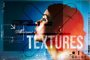 Abstract Textures - 40 Items