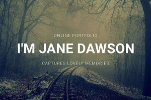 Eminent - One Page Portfolio