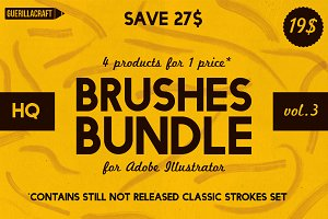 Brushes Bundle 3 by Guerillacraft