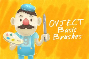 OVJECT Basic Brushes : Stylus Only