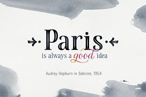 La Parisienne Font Collection