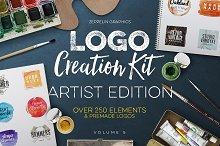 Logo Creation Kit Vol.5
