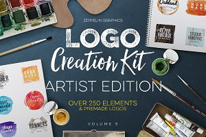 Logo Creation Kit Vol.5