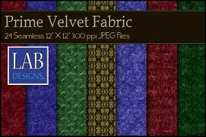 24 Prime Velvet Textures