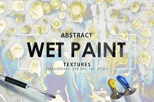 Wet Paint Textures Vol. 1