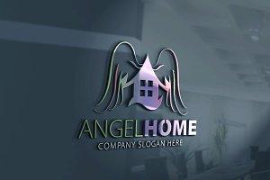 Angel Home Logo