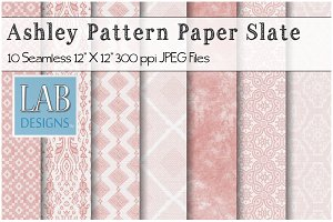 10 Pink Seamless Pattern Textures