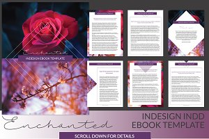 Enchanted Indesign Ebook Template