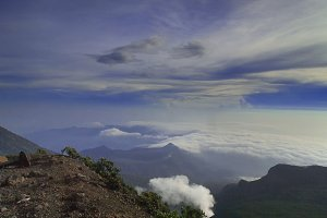 Pangrango Mountain