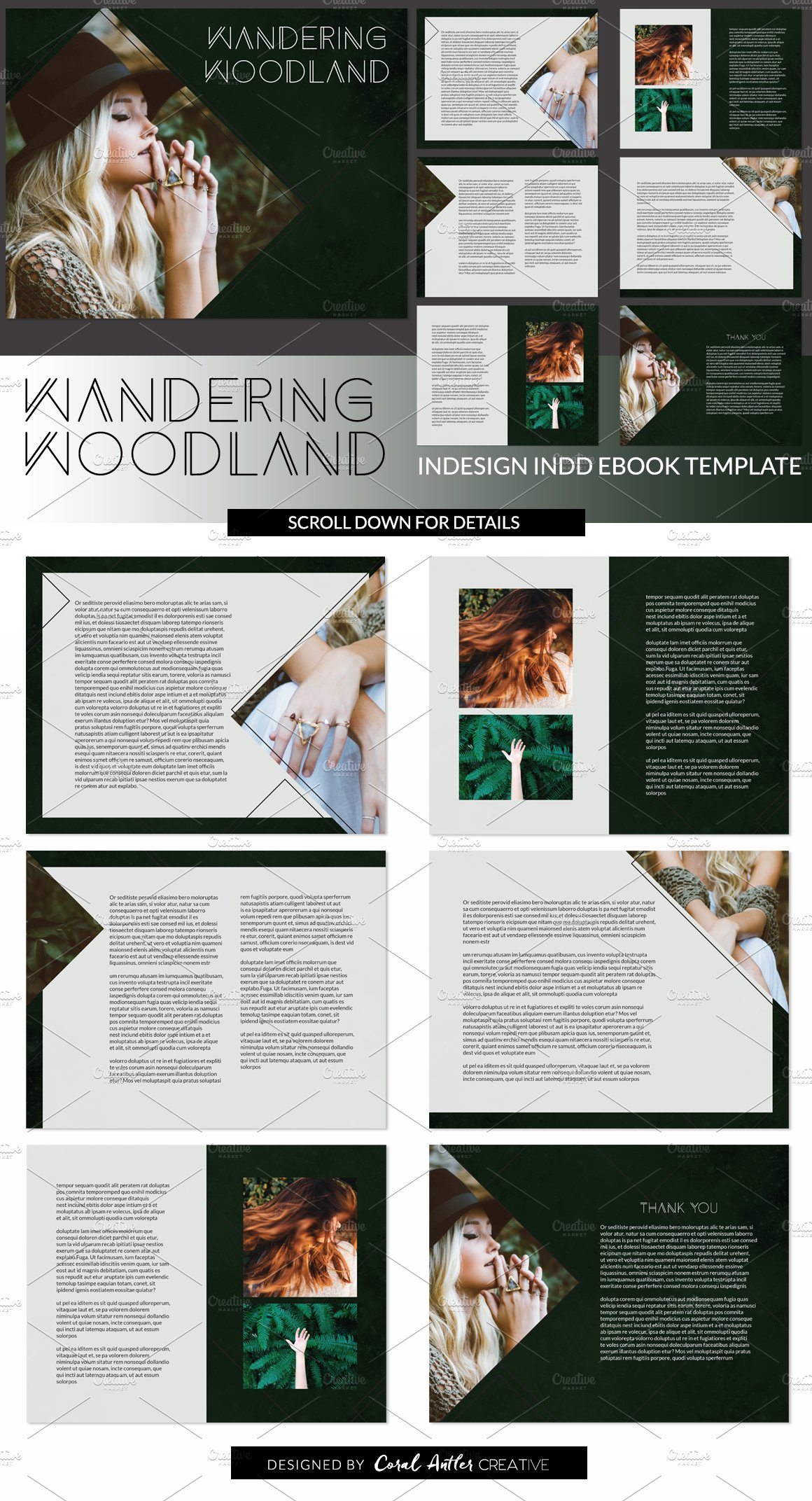 wandering w indd ebook template presentation templates on