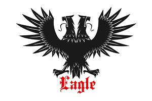 Royal double headed eagle