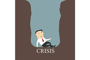Bankruptcy or financial crisis