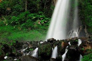 Cibereum Waterfall