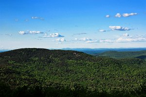 View From Pack Monadnock I