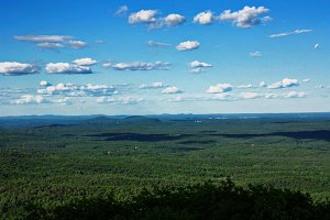 View From Pack Monadnock II