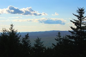 View From Pack Monadnock IV