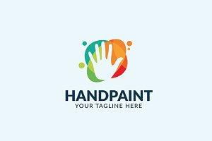 Handpaint Logo