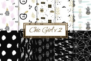 Chic Girl Patterns v2