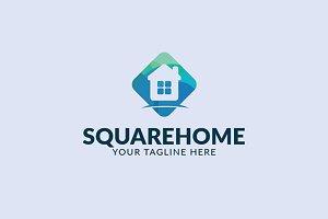 Squarehome Logo