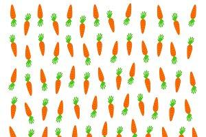 Carrots pattern