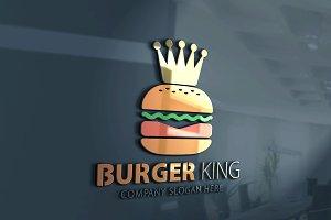 Burger LogoKıng