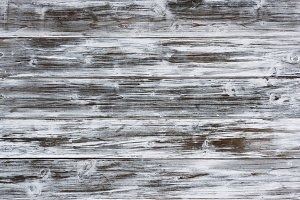 background of wooden planks painted