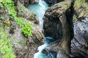 Liechtensteinklamm gorge (Austria)
